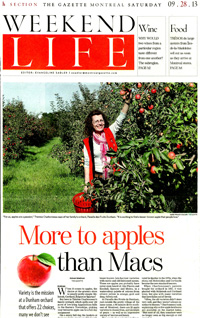 The Gazette, Sept 2013 Page 1